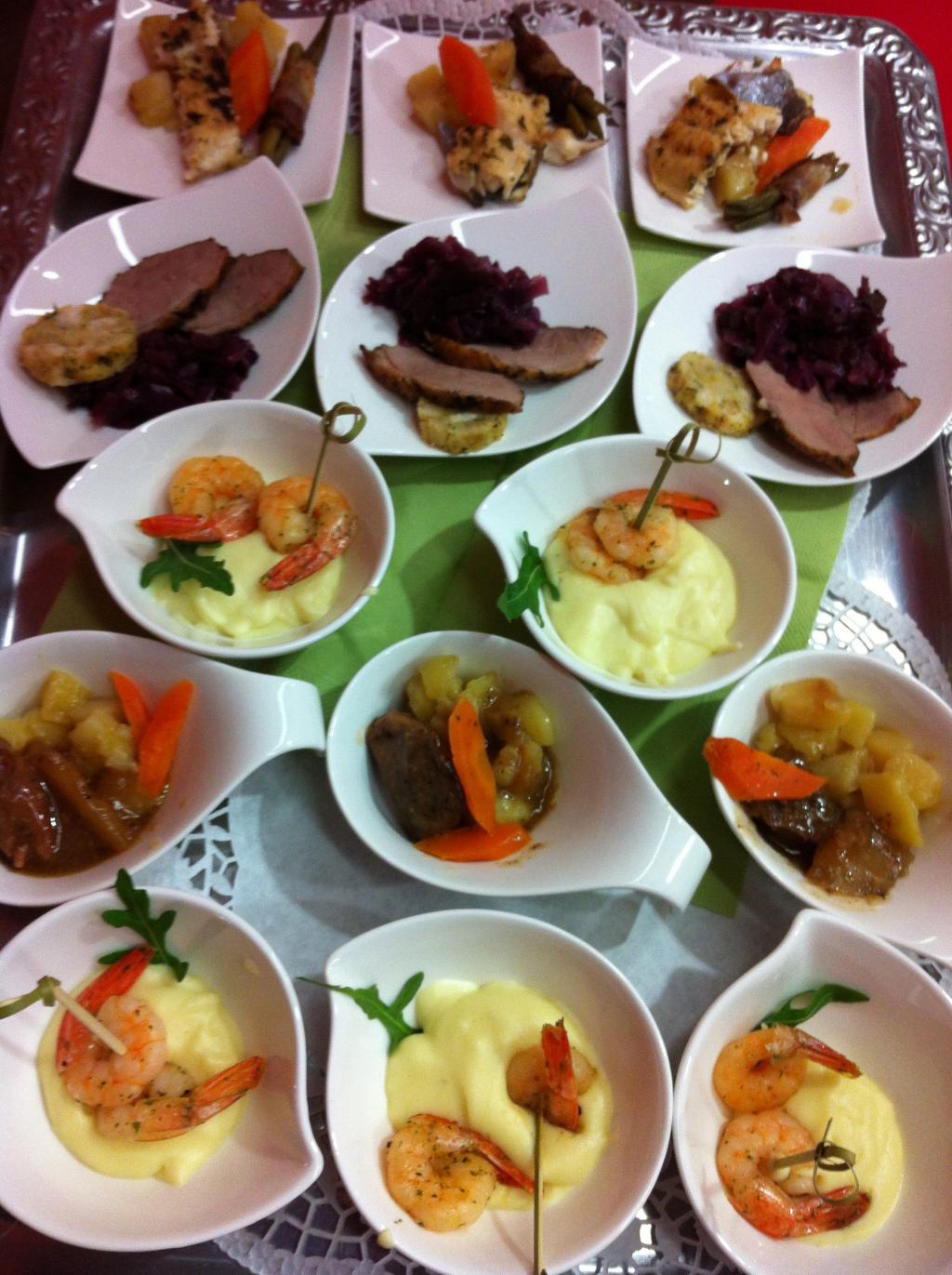 Warme gerichte ganglberger catering for Leichte warme gerichte